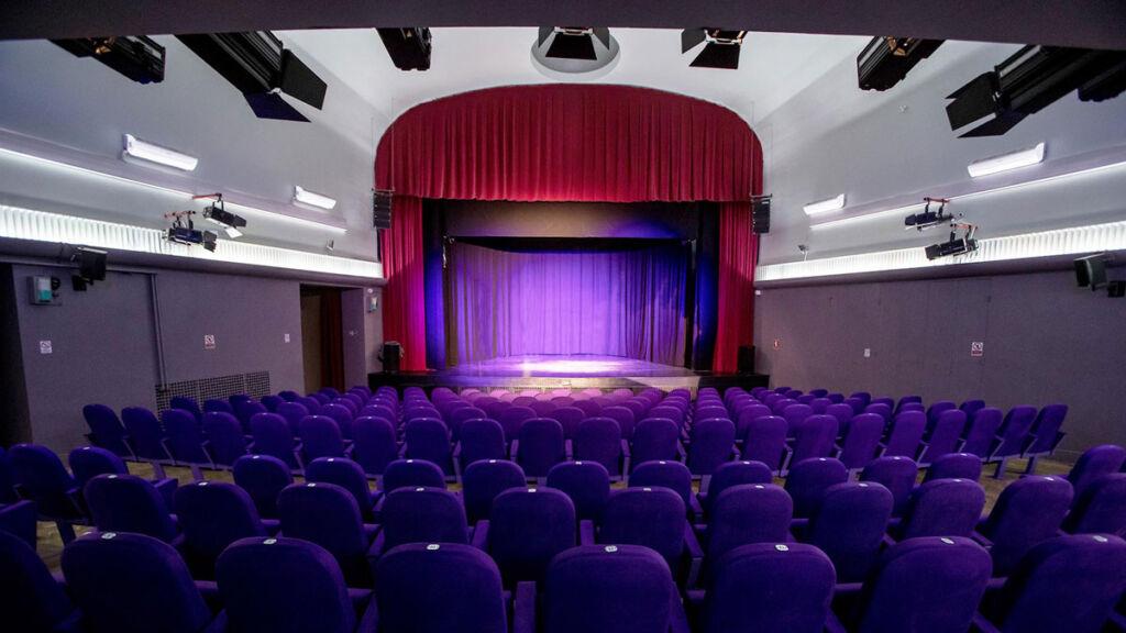 Sala Dalles: teatru, concerte, cursuri, lansări, expoziții